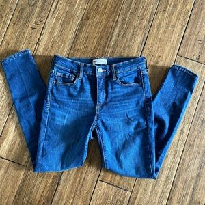 GAP lifting denim - size 27/petite (4)